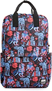 Loungefly Star Wars Empire Strikes Back Nylon Backpack