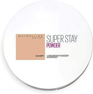 Maybelline SuperStay Longwear Waterproof Powder - 10 Ivory