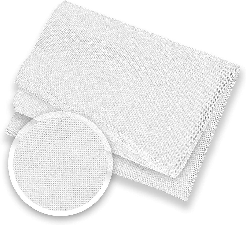 Weilianda 40 Inch Max Mail order 85% OFF x 3 Yards wove 100% Nonwoven Polypropylene Non