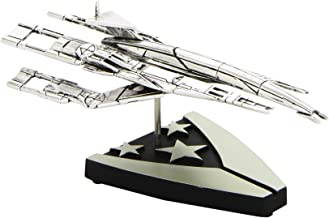 Dark Horse Deluxe SR-1 Mass Effect Alliance Normandy Silver Metal Finish Ship Replica (Limited Edition)