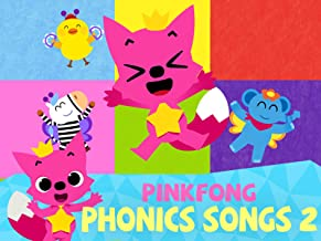 Pinkfong! Phonics Songs