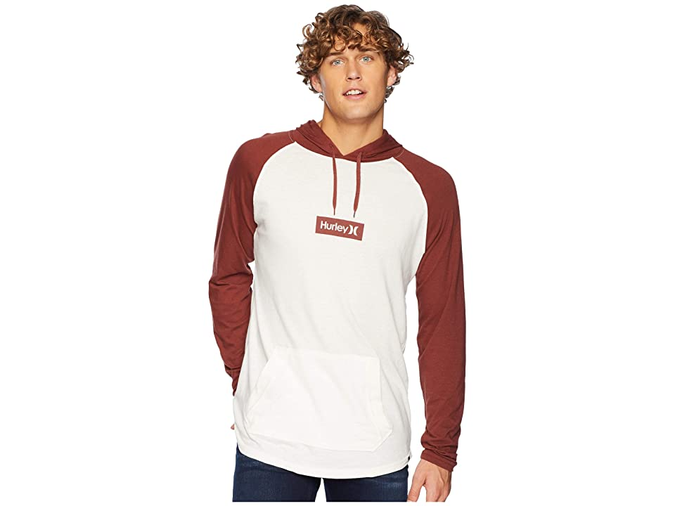 Hurley Premium One Only Box Pullover (Sail) Men