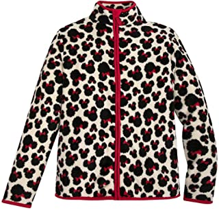 Disney Minnie Mouse Fleece Jacket for Adults - Multi