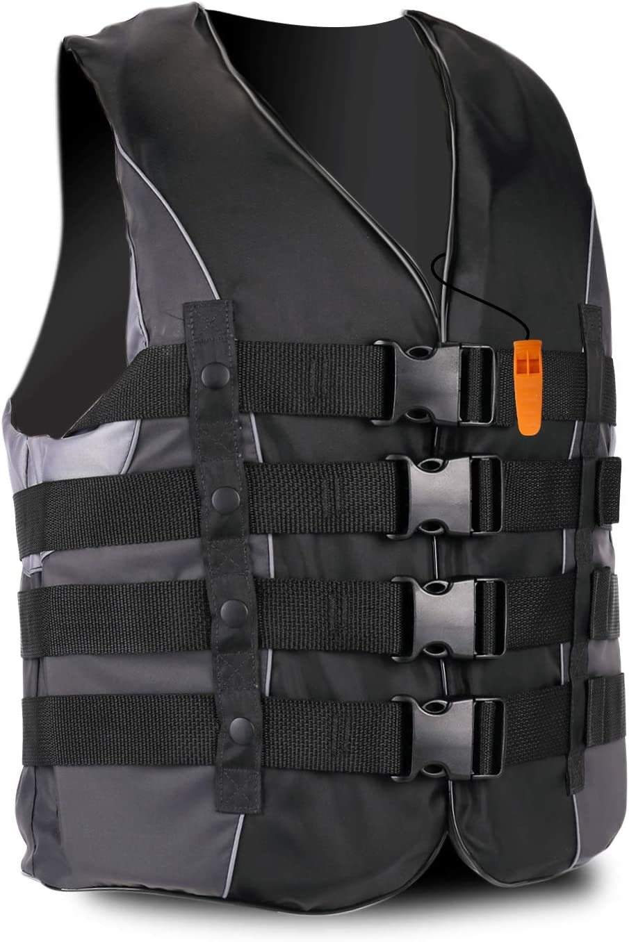 XGEAR Adult USCG Life Water Sports Vest Jacket Safety Max 57% OFF and trust