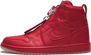 Jordan W Air 1 High Zip AWOK (UNIV RED/UNIV RED-SAIL/Black 8.5W)