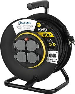 Silverline 380298 Organizador de cables 480 mm