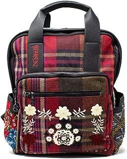 Luxury Fashion   Desigual Womens 19WAKA43RED Red Backpack   Fall Winter 19
