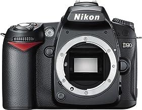 Nikon D90 - Cámara Réflex Digital 12.9 MP (Cuerpo)