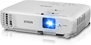 Epson Home Cinema 740HD 720p, HDMI, 3LCD, 3000 Lumens Color and White Brightness Home Theater Projector