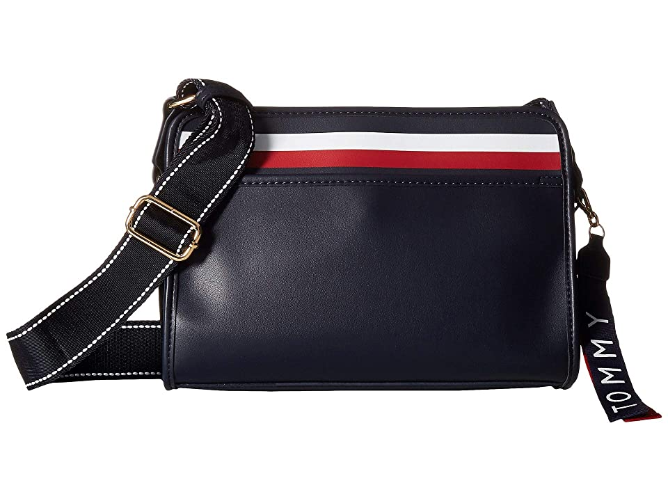 Tommy Hilfiger Gianna Crossbody (Tommy Navy) Handbags