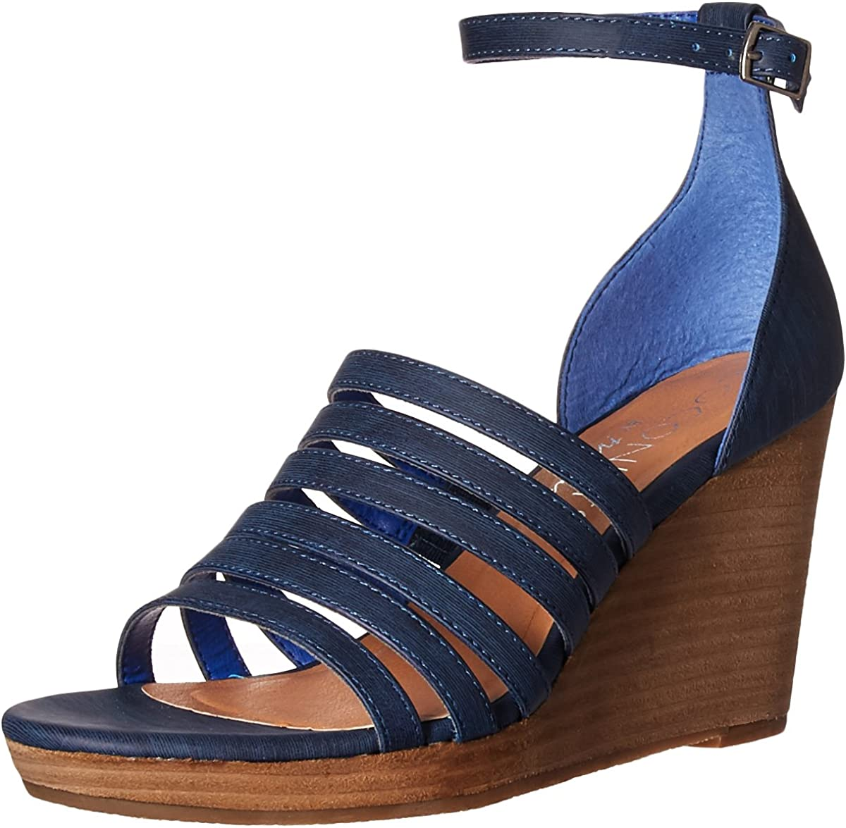 Coconuts by Matisse Women's Wedge Factory outlet Kiera Sandal Special Campaign