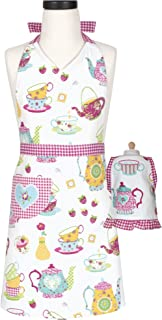 Handstand Kitchen 'Spring Tea Party' Matching Child and 18