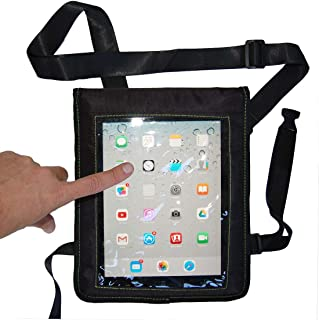 e-Holster Tablet Carrying Case Compatible with Touch Capacitive Screen Protector fits Apple iPad