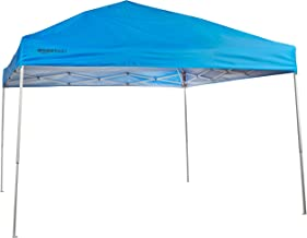 AmazonBasics Pop-up Canopy Tent - 10 x 10 ft, Blue
