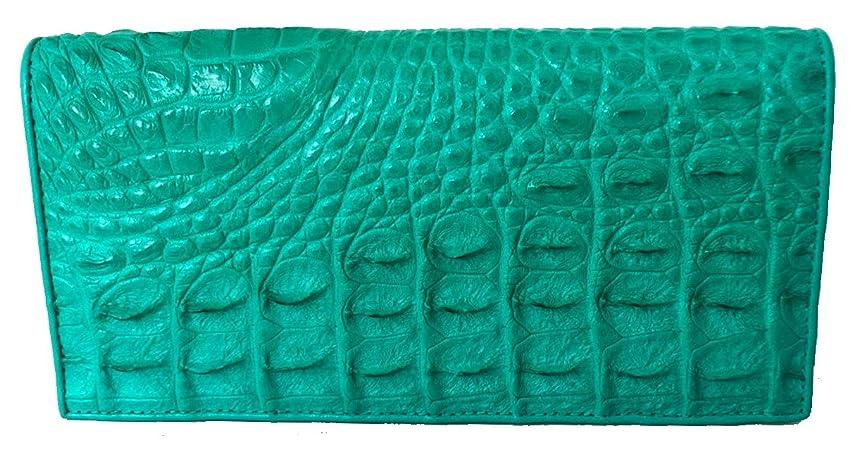 ブルゴーニュ隔離道徳Authentic M Crocodile Skin ACCESSORY レディース
