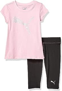 PUMA Toddler Girls' Legging Set