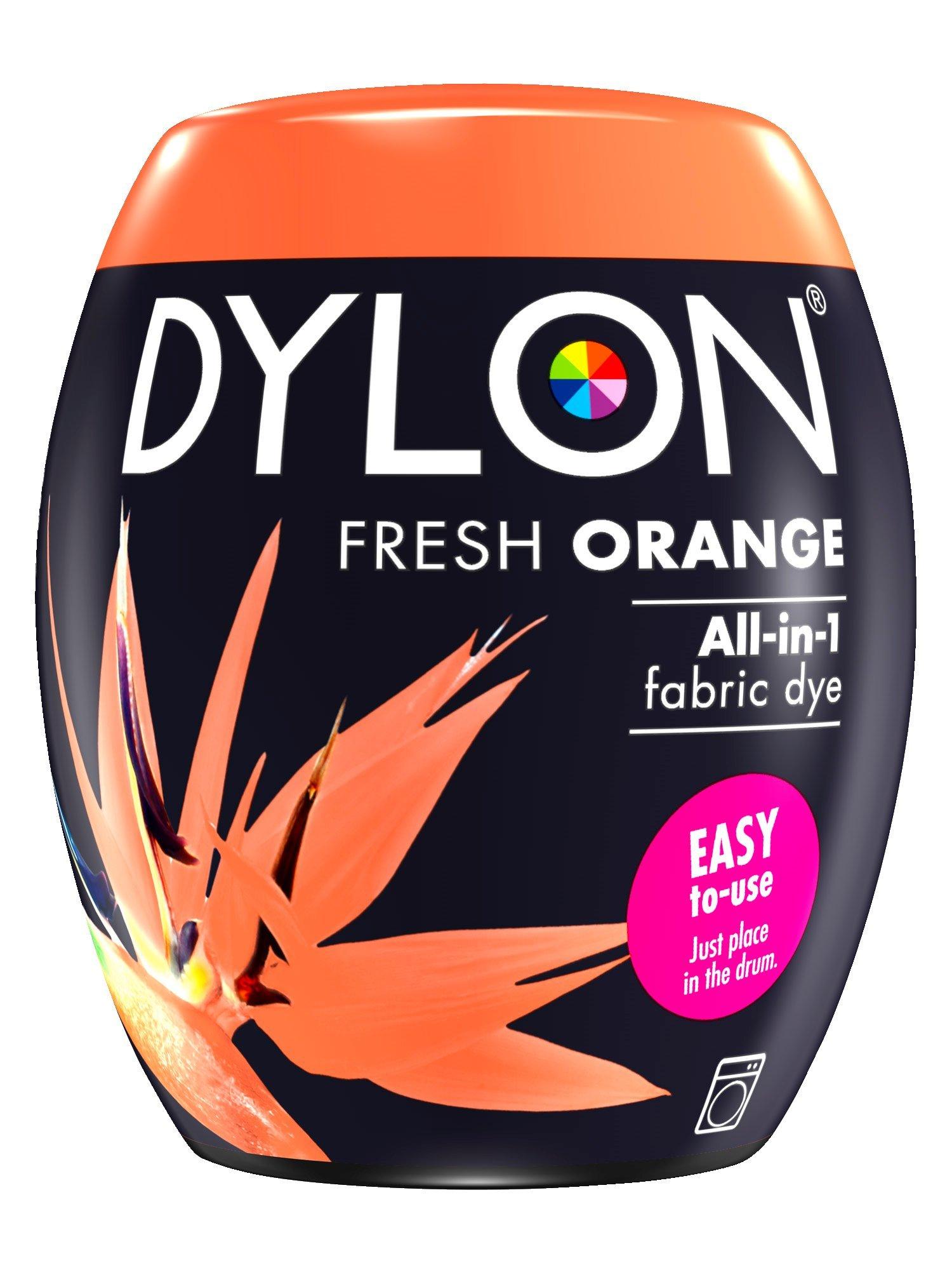 Dylon Tinte para ropa, 350 g, mejorado, incluye sal