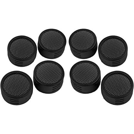 High Performance 500W Super High Frequency Mini Car Tweeters - 4 Pairs