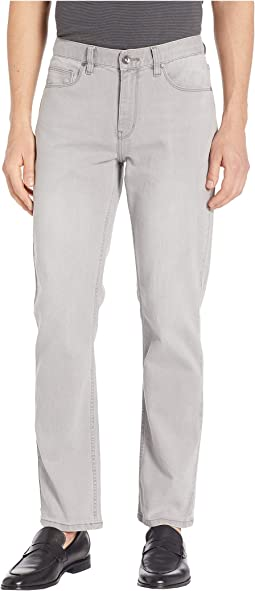 Slim Fit Stretch Five-Pocket Pants