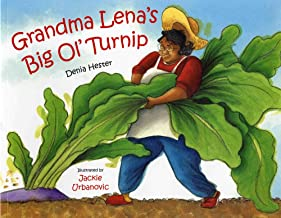 the big turnip story book