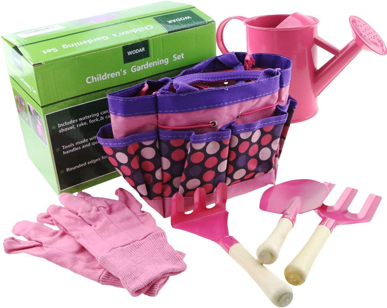 Apol Max 83% OFF Gardening Tool Set Weekly update for Can Kids Includes Children Watering