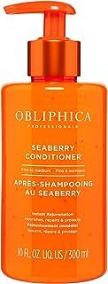 Obliphica Professional Seaberry Fine to Medium Conditioner, 10 Fl Oz