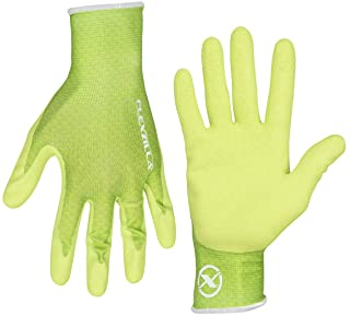 Flexzilla GC221M Foam Latex Dip, ZillaGreen, M Women's Garden Glove, Medium