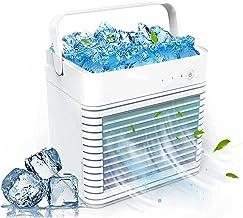 Voortreffelijk Draagbare luchtkoeler, kleine airconditioners koeler en luchtbevochtiger, mini-verdampingskoelers Purifier,...
