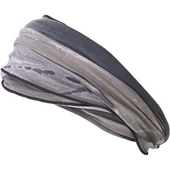 Casualbox Uomo Elastico Fascia Per Capelli Mano Tinto Giapponese Bandana