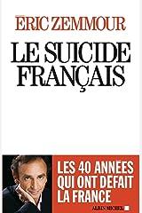 Le Suicide français Format Kindle