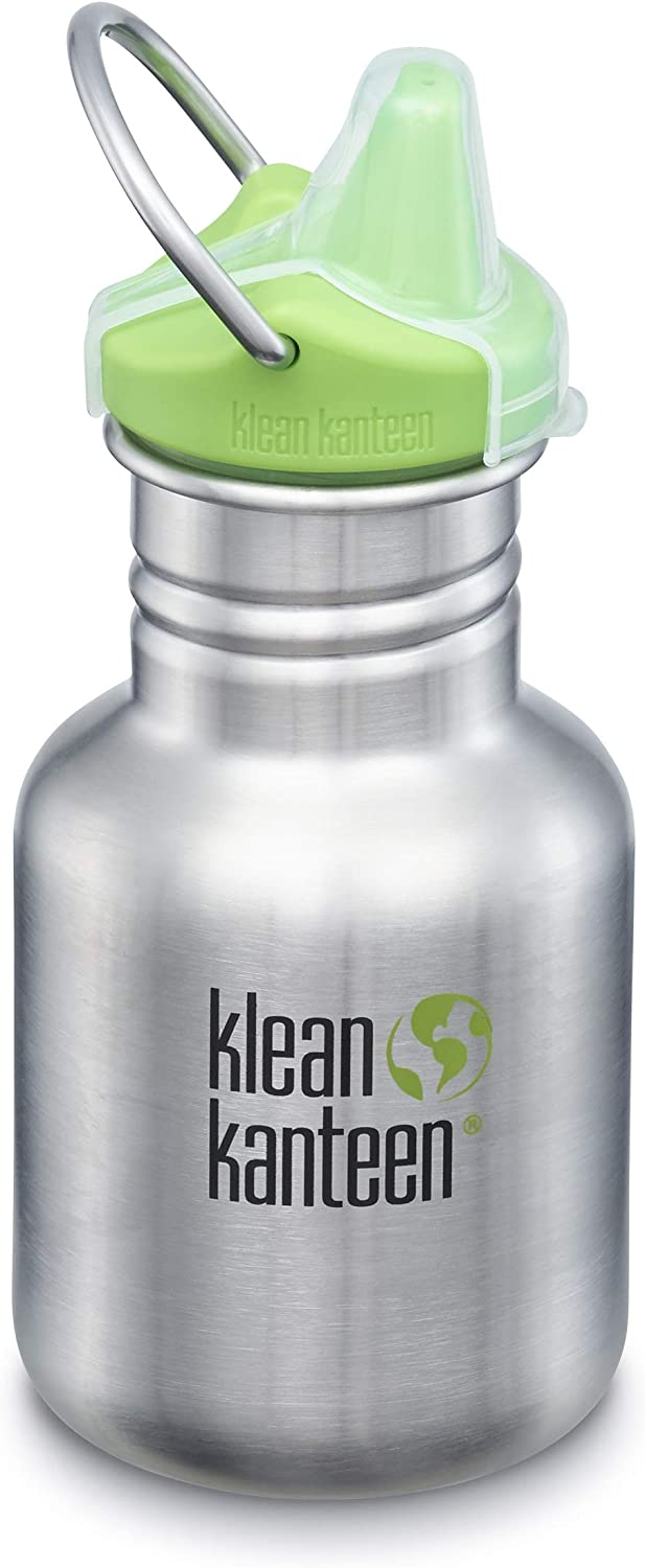 Klean Kanteen Kid Classic 12oz with Kid Sippy Cap