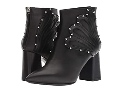 Racine Carree Chunky Heel 85mm Bootie (Black) Women
