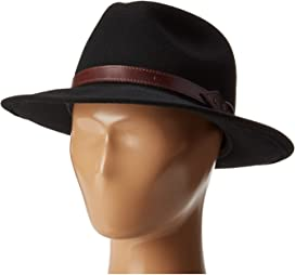 801bb7e0 Country Gentleman Frederick Wide Brim Fedora Hat at Zappos.com