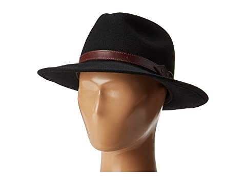 Country Gentleman Dunmore Classic Wool Fedora Hat at Zappos.com e68b6002e67