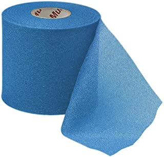 Mueller M-Wrap Pre wrap for Athletic Tape (Big Blue 4 Rolls)
