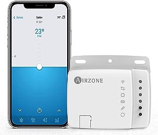 AIRZONE - Aidoo Control WiFi - Termostato WiFi - Compatible con Alexa y Google Home - Aire Acondicionado Fujitsu - Función...