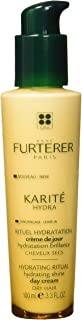 Rene Furterer KARITE HYDRA Hydrating Shine Day Cream, Dry Hair, No-Rinse Leave-in, Shea Oil
