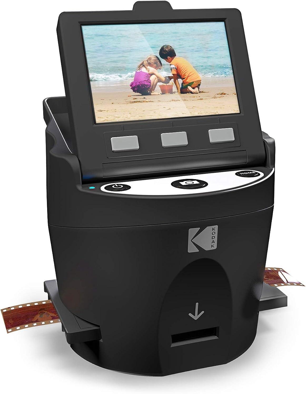 KODAK SCANZA Digital Film & Slide Scanner (Renewed)