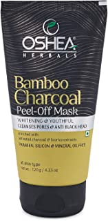 OSHEA Bamboo Charcoal Peel Off Mask, 120 g