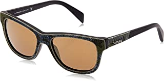 Diesel Unisex Sunglasses - DL011198G52