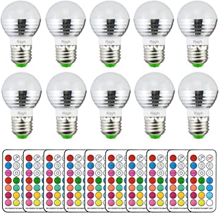 Best colored light bulbs mood Reviews