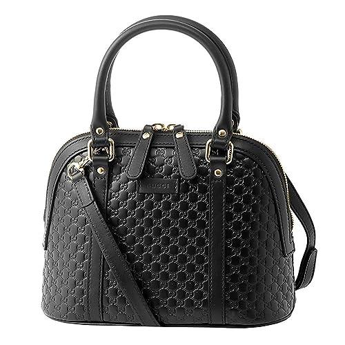 78d2f72b25f0 Gucci microguccissima bag black leather 449654 BMJ1G 1000