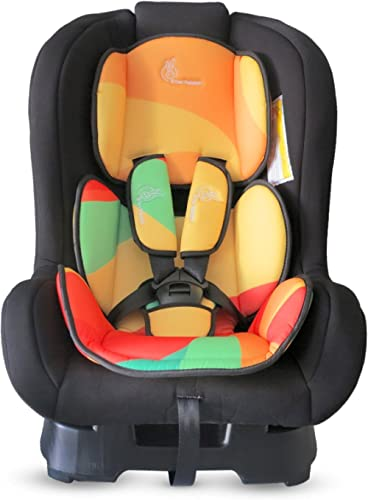 R for Rabbit Convertible Baby Car Seat Jack N Jill ECE R44/04 Safety Certified Car Seat for Kids of 0 to 5 Years Age ...