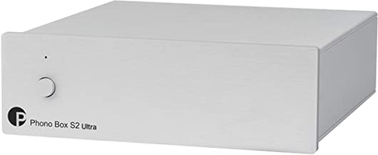 Pro-Ject Phono Box S2 Ultra Phono Preamplifier - Silver
