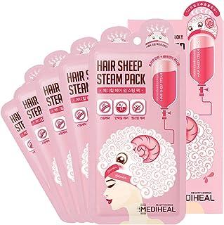 MEDIHEAL Hair Sheep Steam Pack 5 Sheets