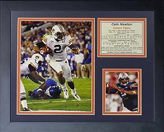 "Legends Never Die ""Cam Newton Auburn"" Framed Photo Collage, 11 x 14-Inch"