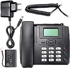 Euopat Teléfono Inalámbrico, Teléfono Comercial gsm Telé