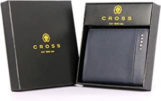 Cross Navy Men's Wallet (AC948008_2-5)