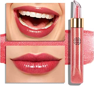 Eve by Eve's Golden Rouge Natural Ingredients Tube Lip Gloss Luster - Scented with Rose Honey Extract