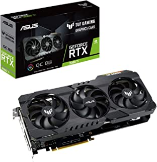 ASUS NVIDIA GeForce RTX 3060TI 搭載 トリプルファンモデル 8G TUF-RTX3060TI-O8G-GAMING